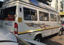 Hire Tempo Traveller for Himachal Pradesh