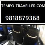 12 seater tempo traveller in delhi