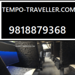 force tempo traveller 12 seater