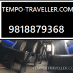 12 seater tempo traveller in ghaziabad