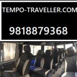 12 seater tempo traveller hire delhi
