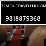 15 seater ac tempo traveller