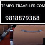 15 seater tempo traveller price
