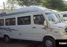 Salasar Rajasthan tempo traveller