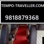 luxury Tempo traveller