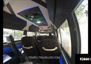 12 Seater Tempo Traveller for Amritsar